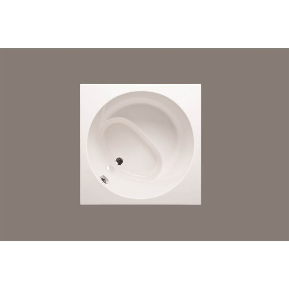 Americh Drop In Soaking Tubs item BV4040T-WH
