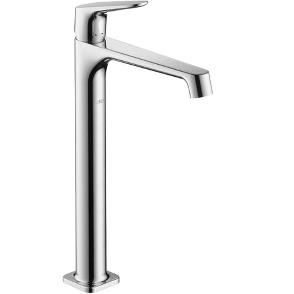 Axor AXOR Citterio M Single-Hole Faucet 250 with Pop-Up Drain, 1.2 GPM in Chrome