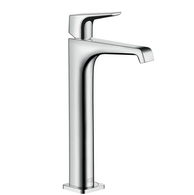 Axor AXOR Citterio E Single-Hole Faucet 250 with Lever Handle, 1.2 GPM in Chrome
