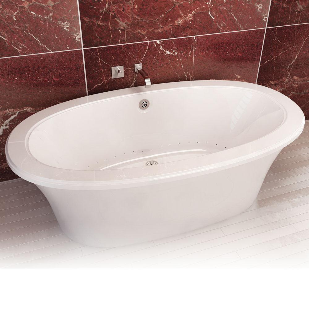 Bain ultra tubs air bathtubs free standing advance for Free standing air tubs