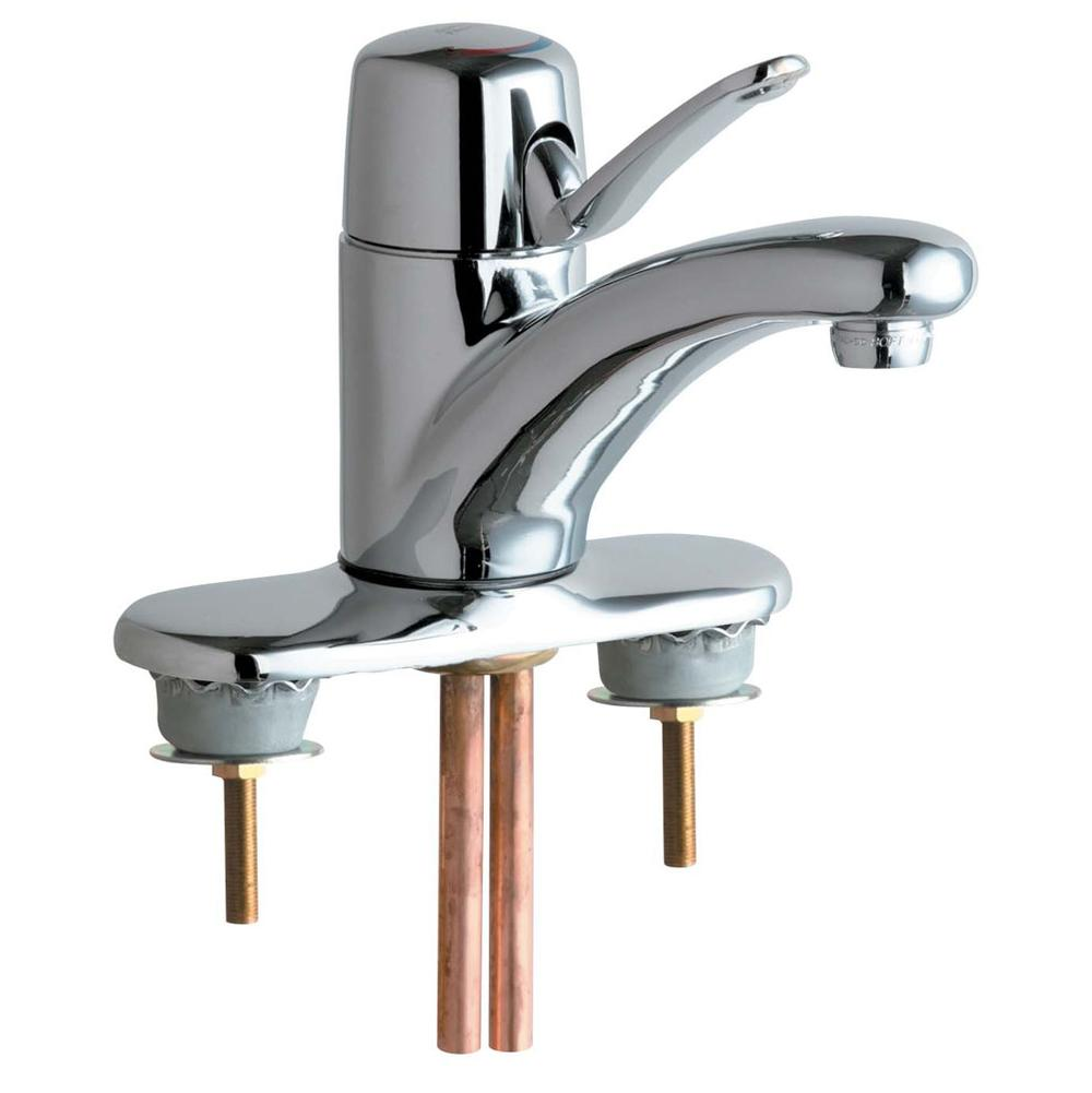 Chicago Faucets Bathroom Sink Faucets Single Hole Advance Plumbing - Bathroom fixtures chicago