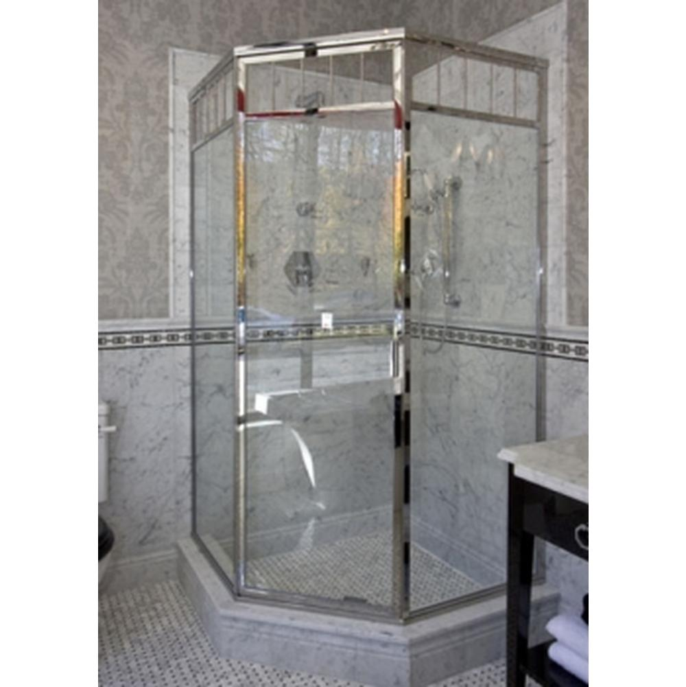 Shower Doors Neo Angle Chromes Advance Plumbing And Heating Supply