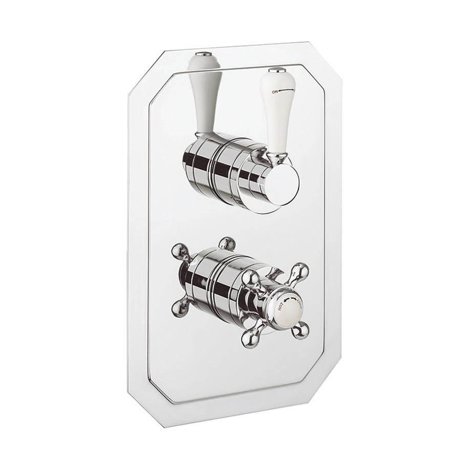 Crosswater London Thermostatic Valve Trim Shower Faucet Trims item US-BL1000RC_LV