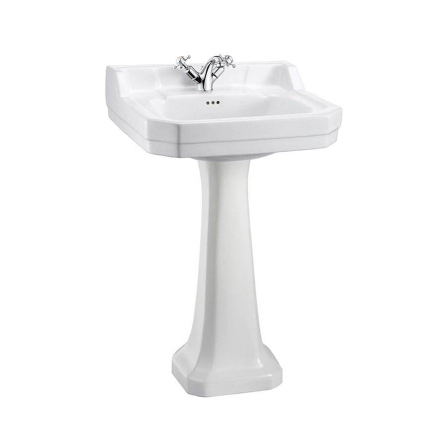 Crosswater London Pedastal Only Pedestal Bathroom Sinks item US-P1