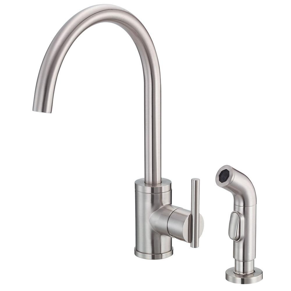 $572.00. D401058SS · Danze; Parma 1H Kitchen Faucet ...
