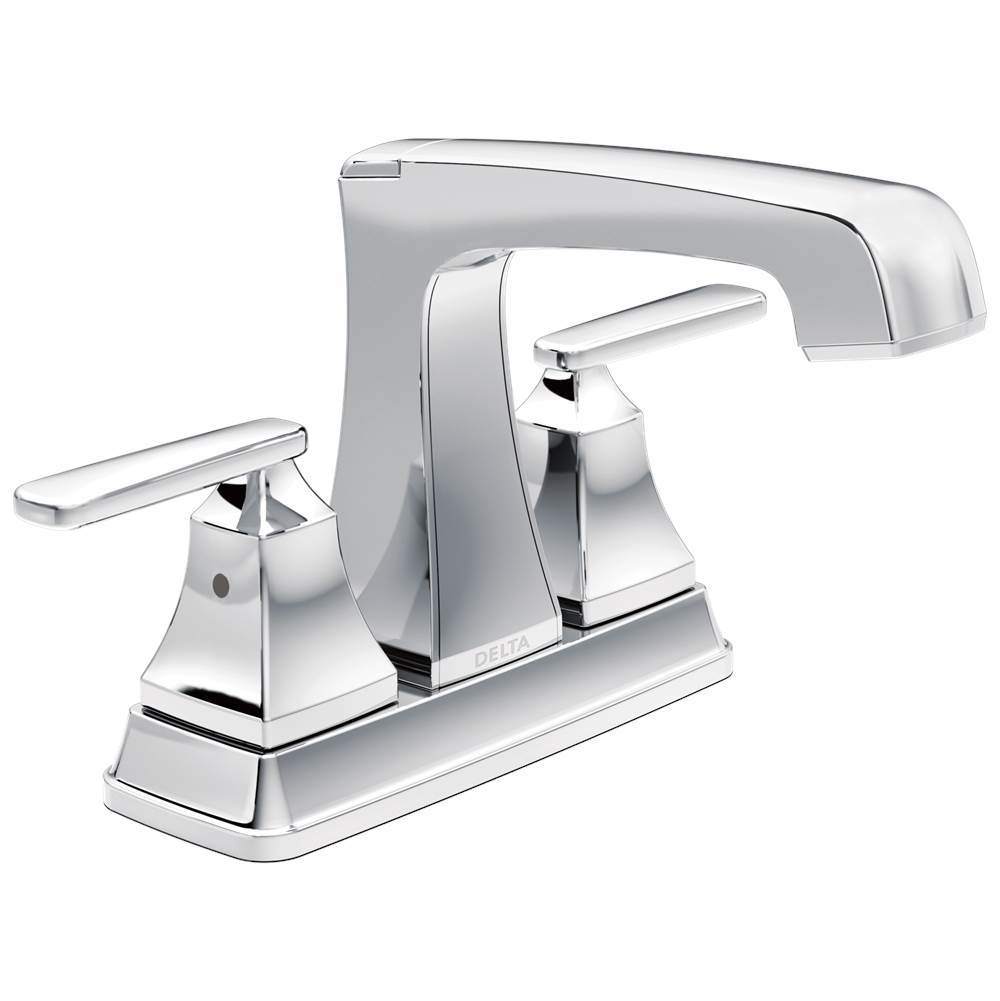 Delta Faucet Ashlyn: Two Handle Centerset Bathroom Faucet