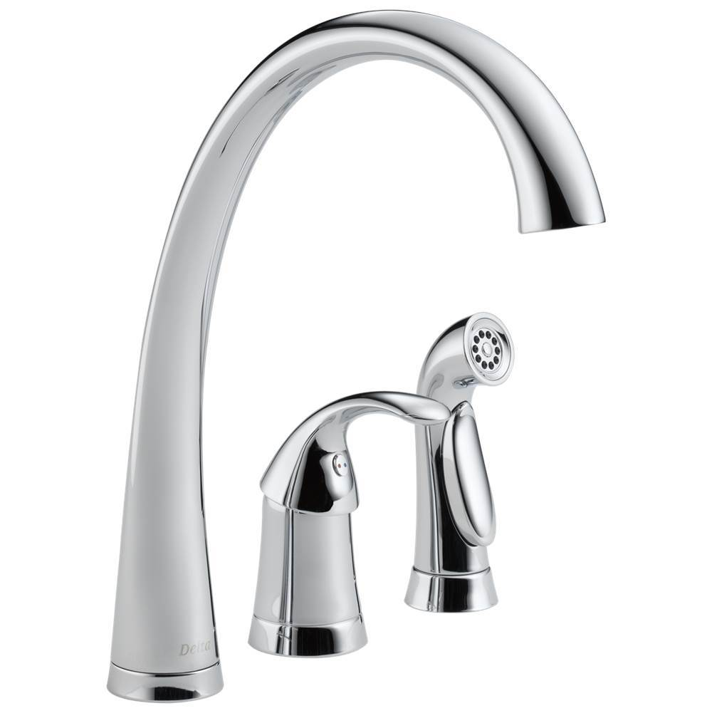 Delta Faucet Kitchen Faucets Single Hole | Advance Plumbing and ...