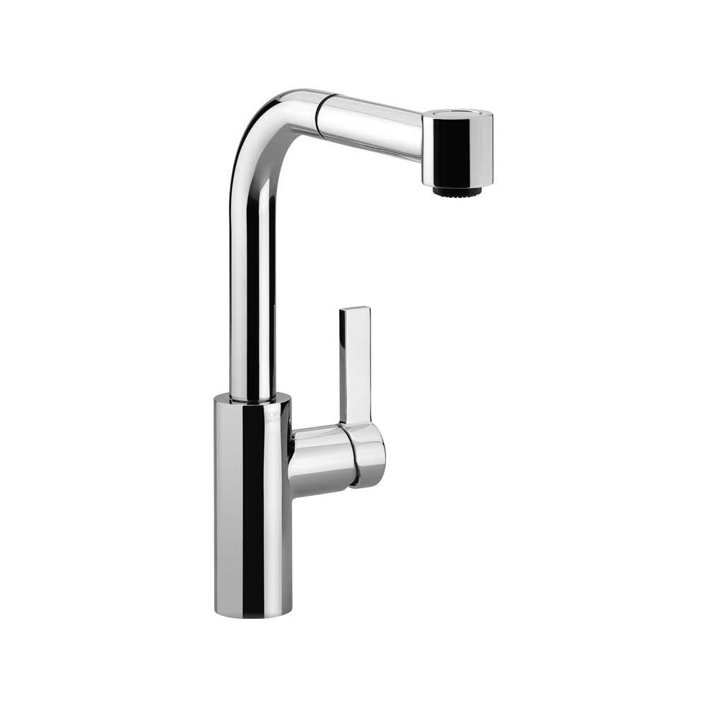 Dornbracht Single-lever mixer Pull-out with spray function