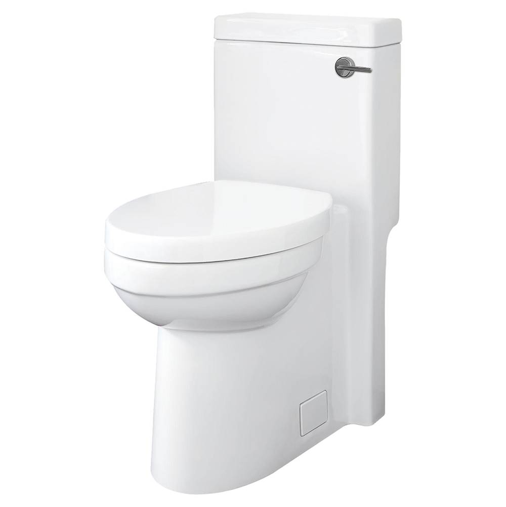 DXV SEAGRAM ONE PIECE TOILET RH 1.28- CWH