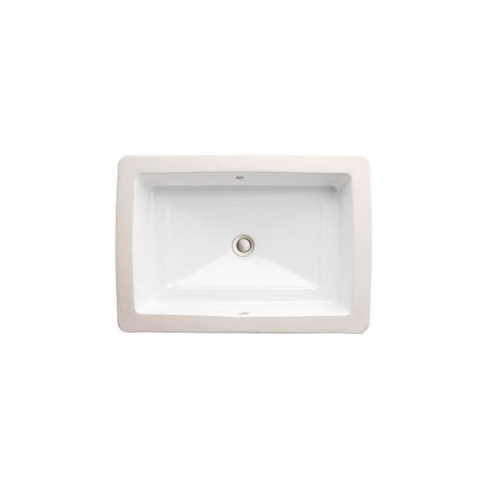 DXV Undermount Bathroom Sinks item D20110000.415