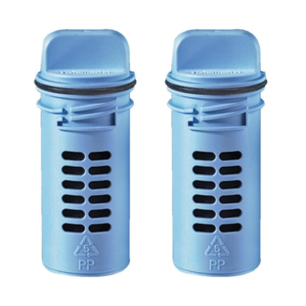 Fluidmaster Flush ''n Sparkle™ Refill Cartridges. Blue Cleaning Formula, 2-pack (in tray pack).