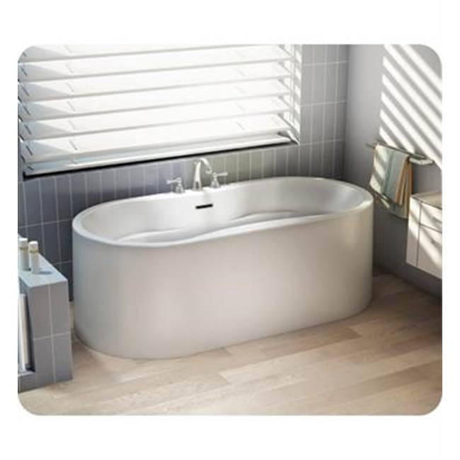 Fleurco Back To Wall Soaking Tubs item BST6732-18-25