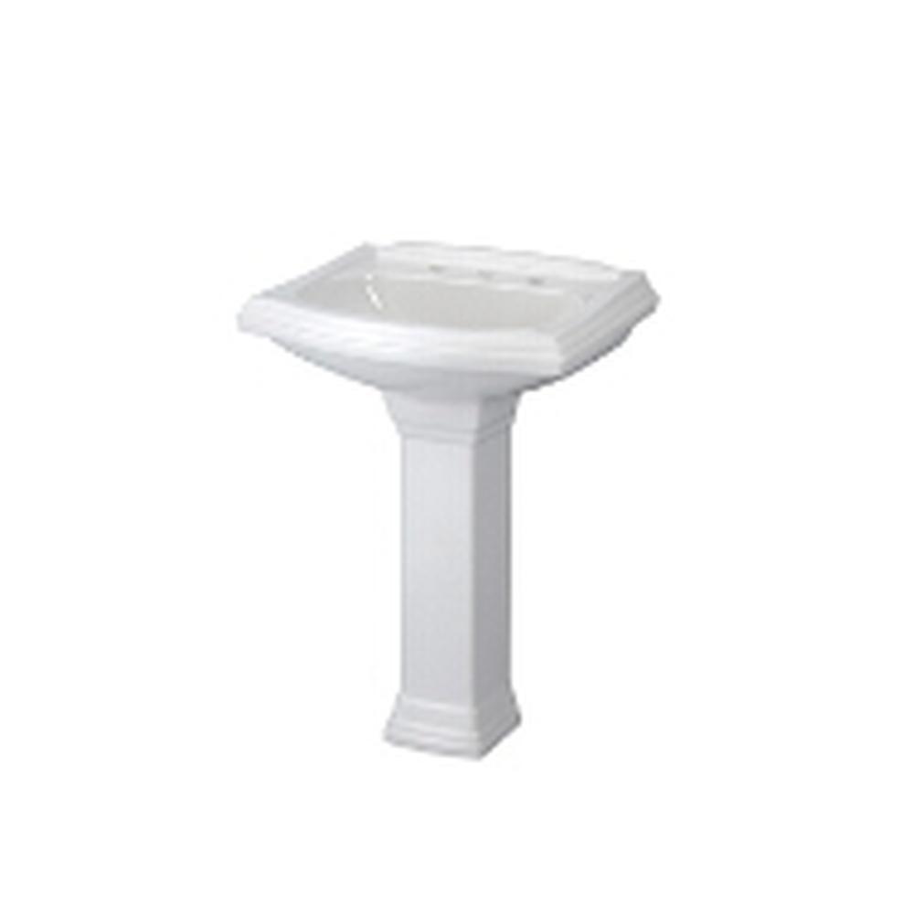 Gerber Plumbing Bathroom Sinks Pedestal Bathroom Sinks | Advance ...