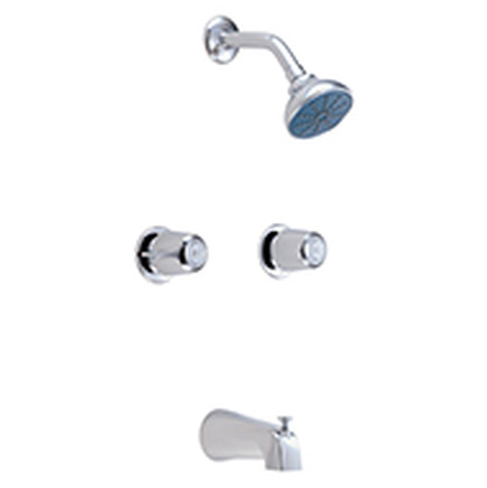 Gerber Plumbing Tub And Shower Faucets   Advance Plumbing and ...