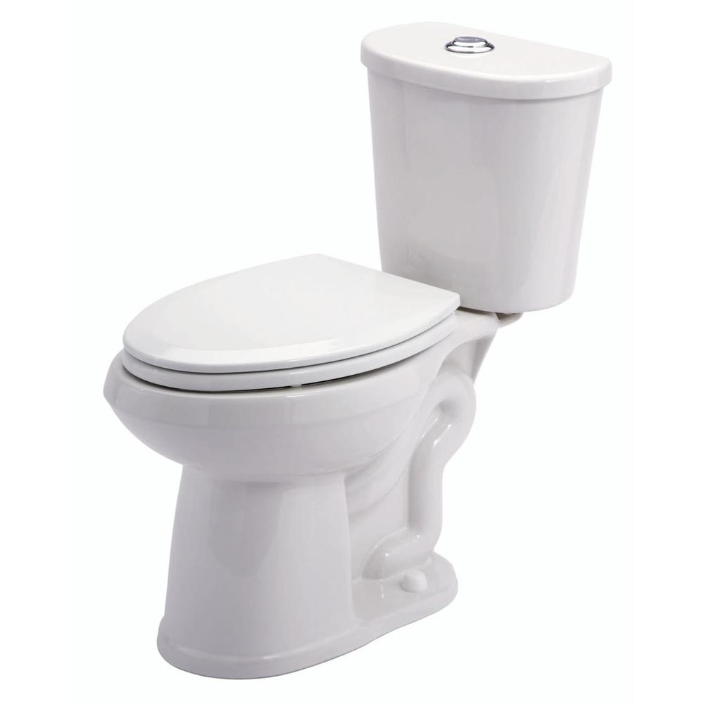 Gerber Plumbing Toilets White | Advance Plumbing and Heating Supply ...