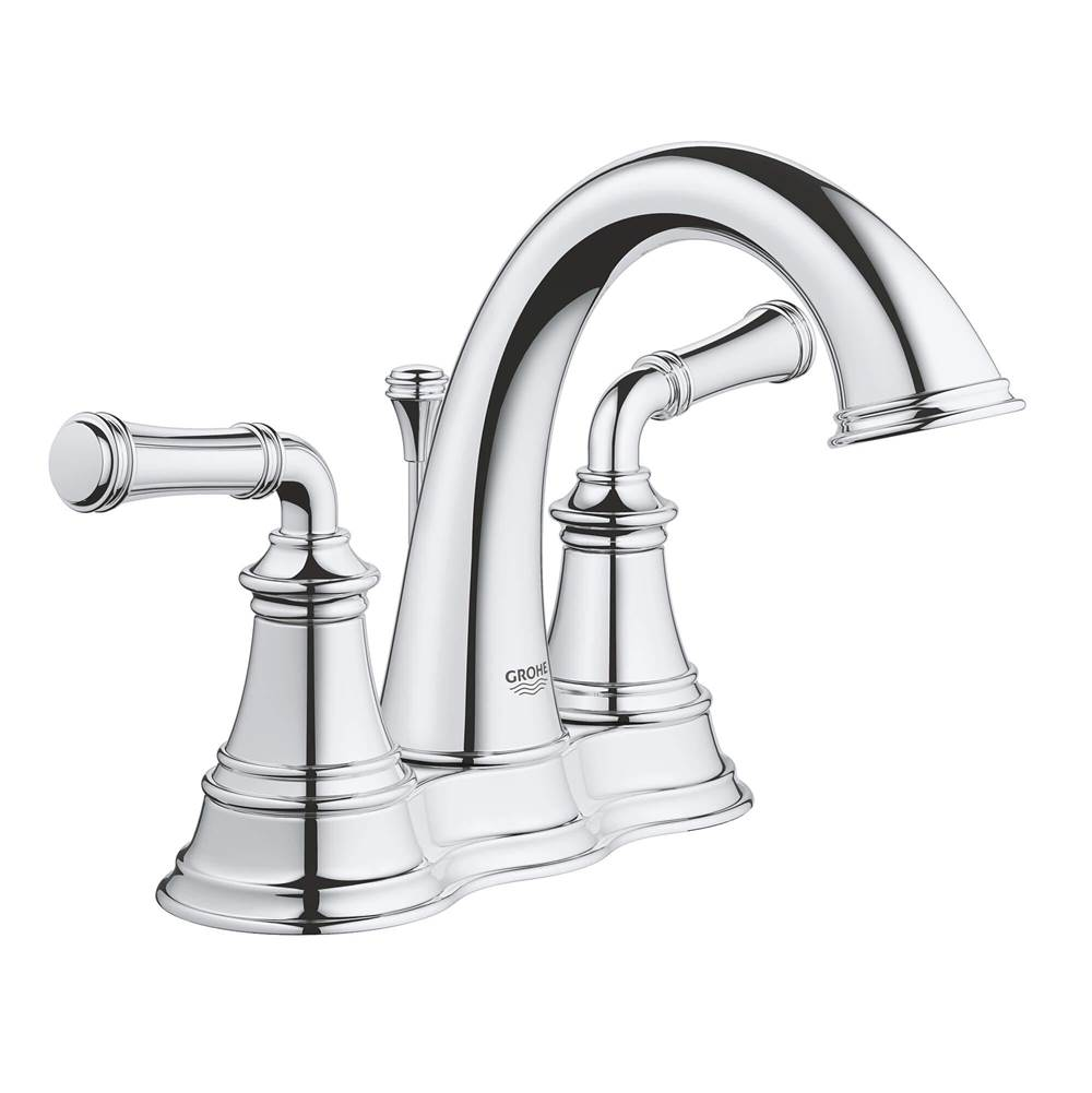 Grohe 4-inch Centerset 2-Handle Bathroom Faucet 1.2 GPM