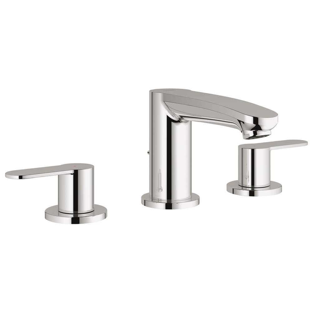 Widespread 2 Handle 3 Hole Bathroom Faucet Grohe