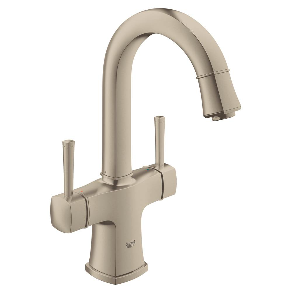 Grohe Single Hole 2-Handle L-Size Bathroom Faucet 1.2 GPM