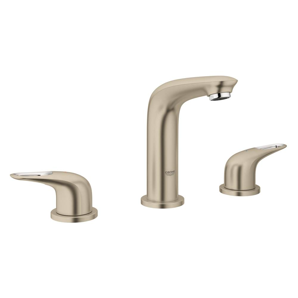 Grohe 8-inch Widespread 2-Handle S-Size Bathroom Faucet 1.2 GPM