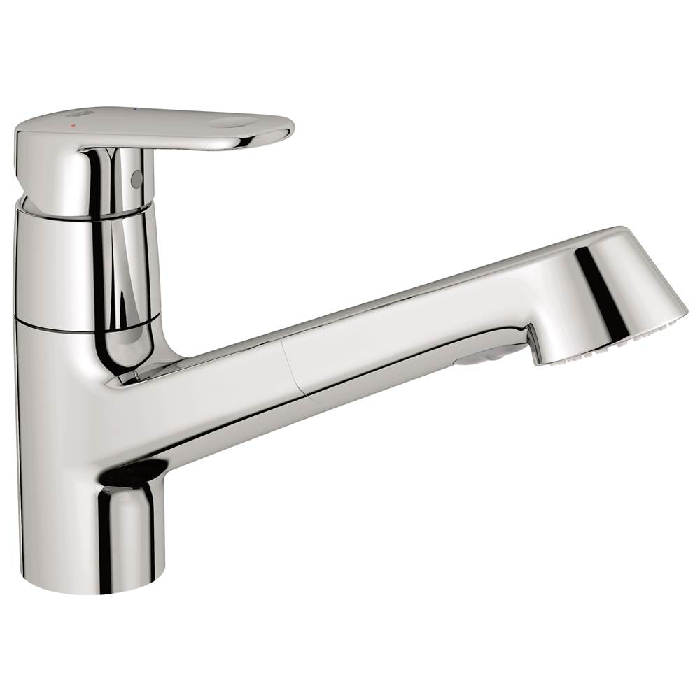 grohe europlus pullout kitchen faucet cute delta kitchen faucets grohe europlus pullout kitchen faucet