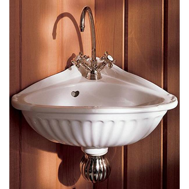 Herbeau Corner Bathroom Sinks item 010610