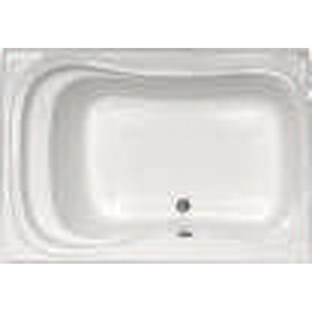 Hydro Systems FANTASY 6042 AC TUB ONLY-BISCUIT