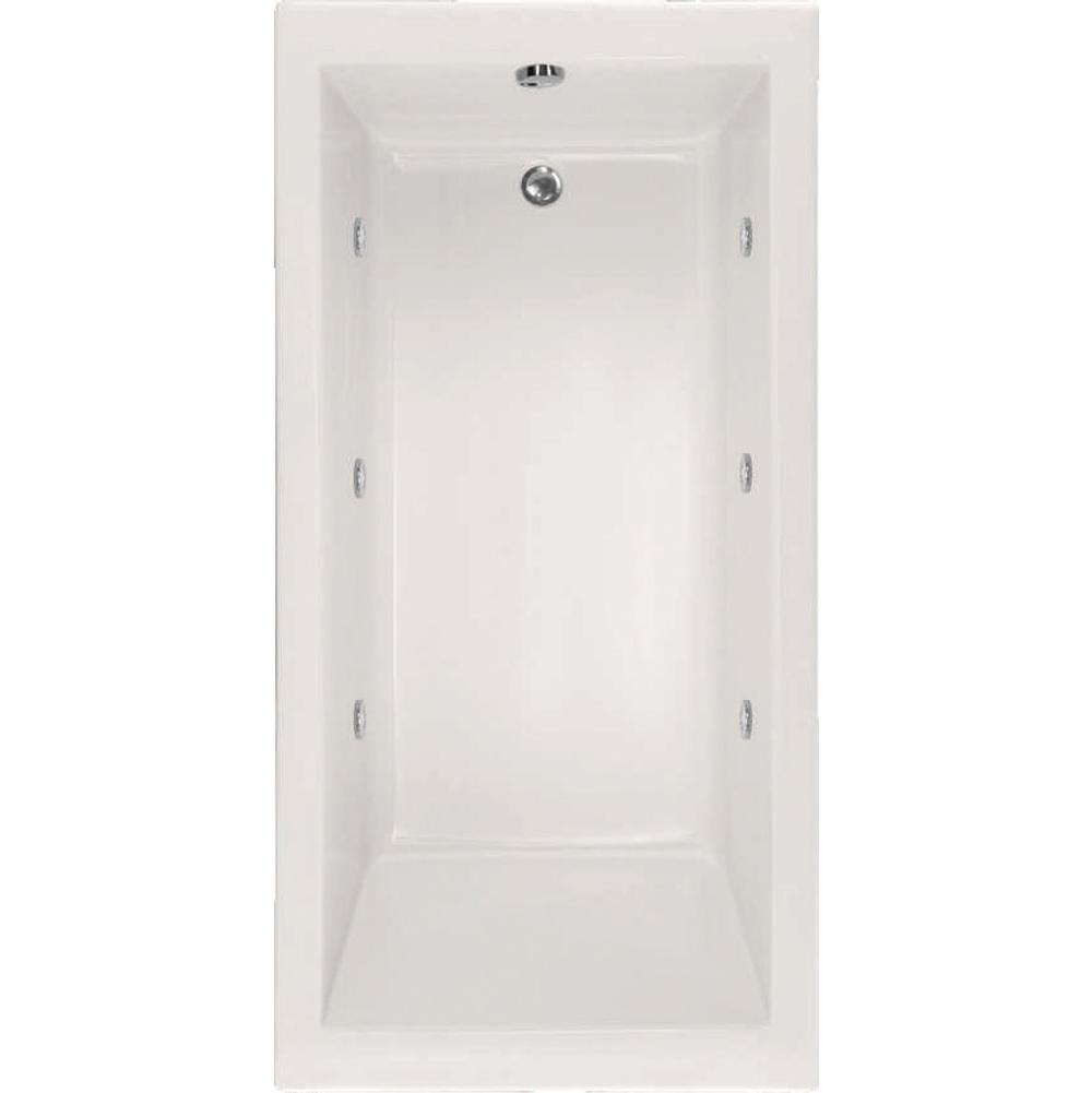 Hydro Systems LACEY 7240 AC TUB ONLY-WHITE