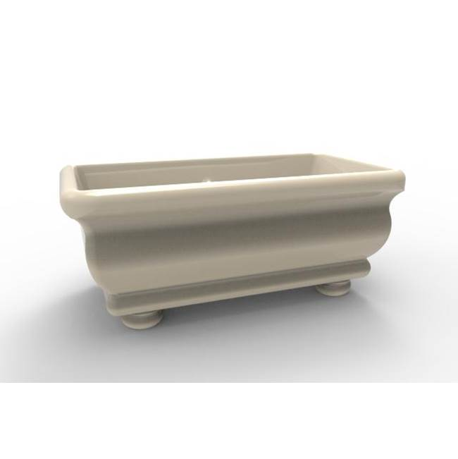 Hydro Systems DONATELLO 6636 AC TUB ONLY - BISCUIT