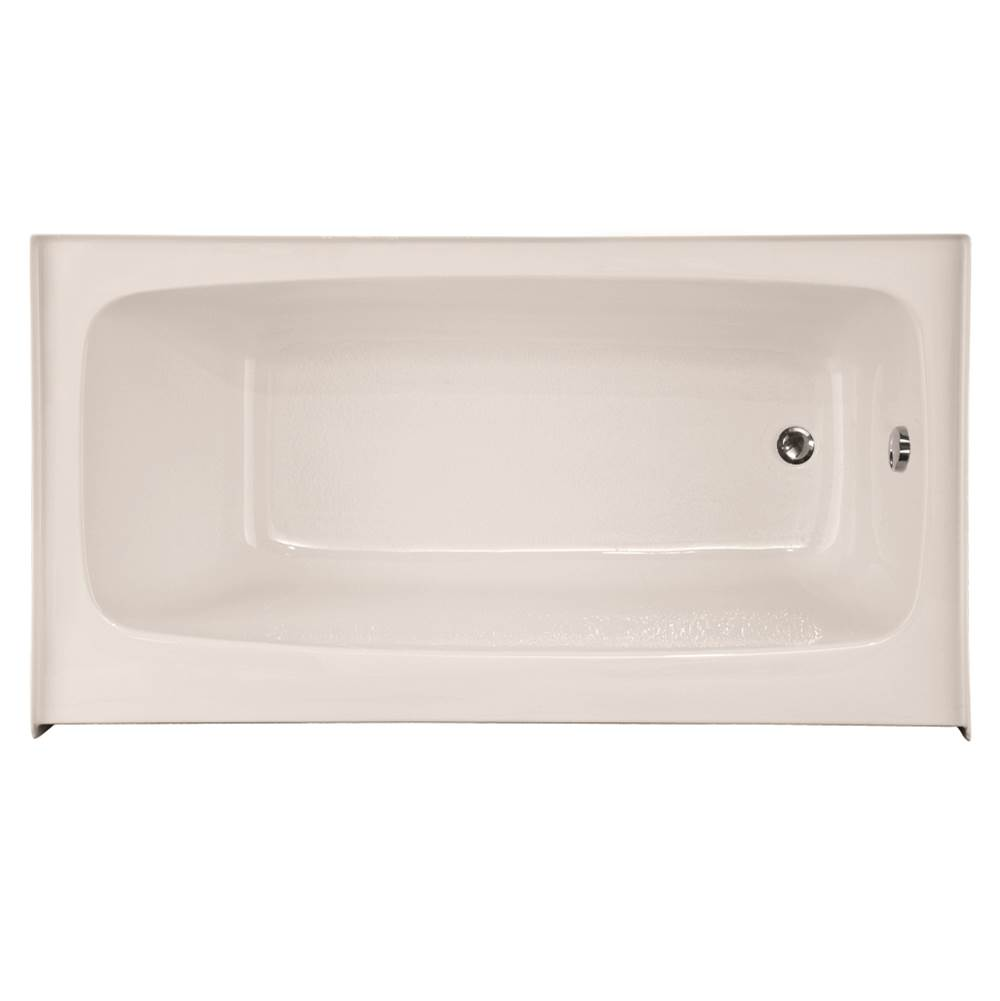 Hydro Systems REGAN 7232 AC TUB ONLY-WHITE-RIGHT HAND