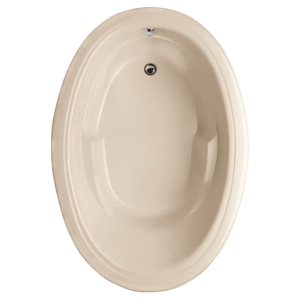 Hydro Systems STUDIO OVAL 6042 AC TUB ONLY-BISCUIT