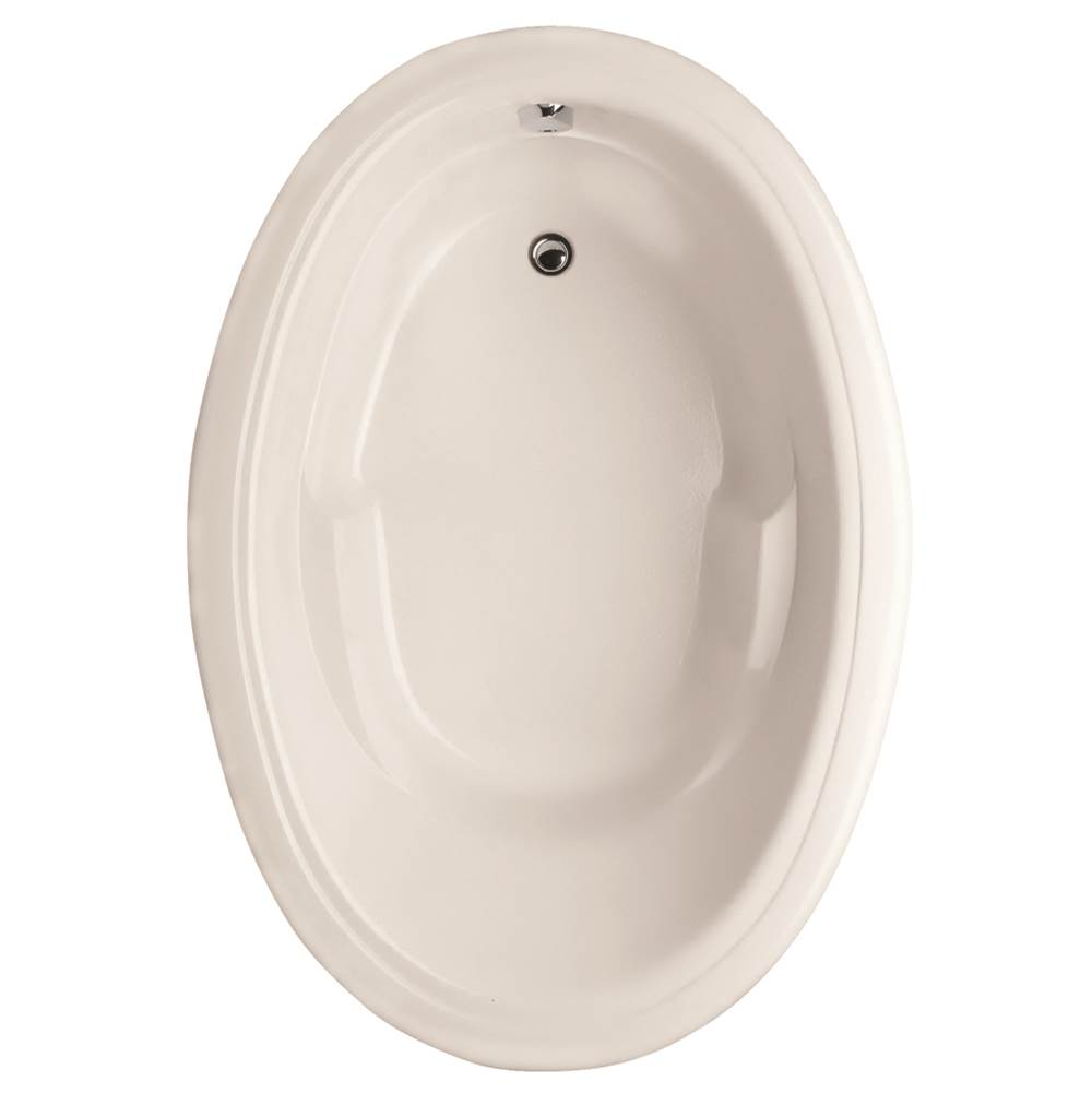 Hydro Systems STUDIO OVAL 7242 AC TUB ONLY-WHITE