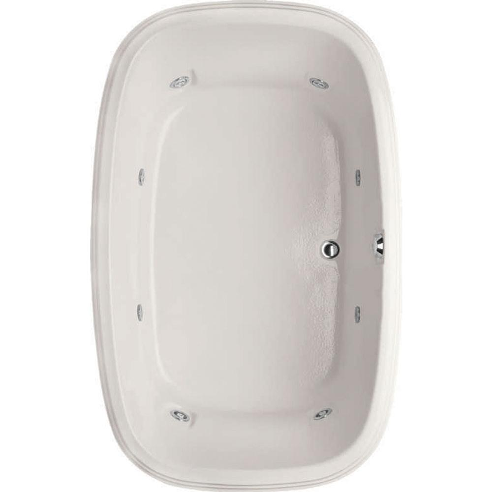 Hydro Systems SYLVIA 6642 AC TUB ONLY-WHITE
