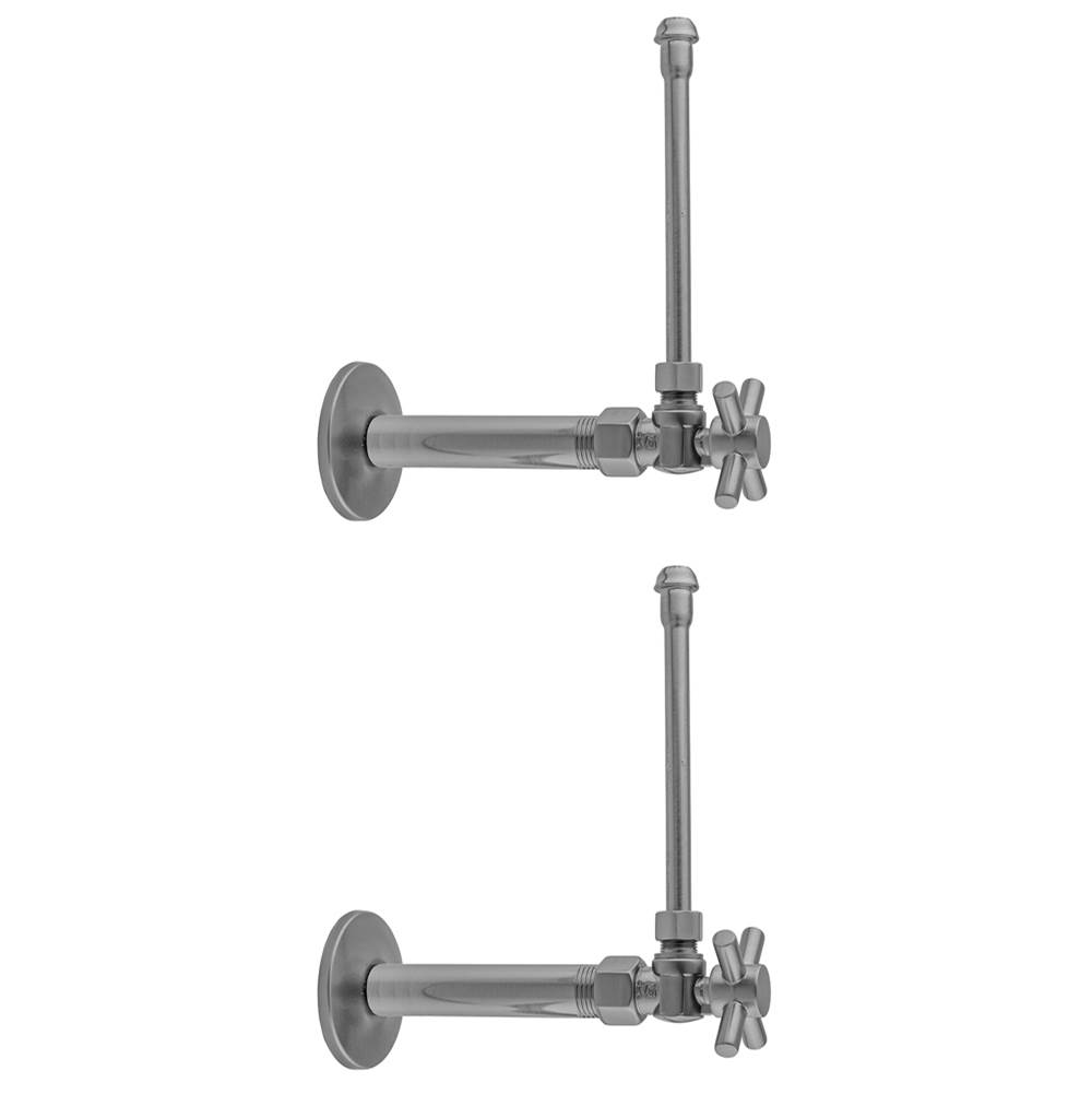 Jaclo 5003-PN Brass Lever Pause Control Polished Nickel Standard Plumbing Supply