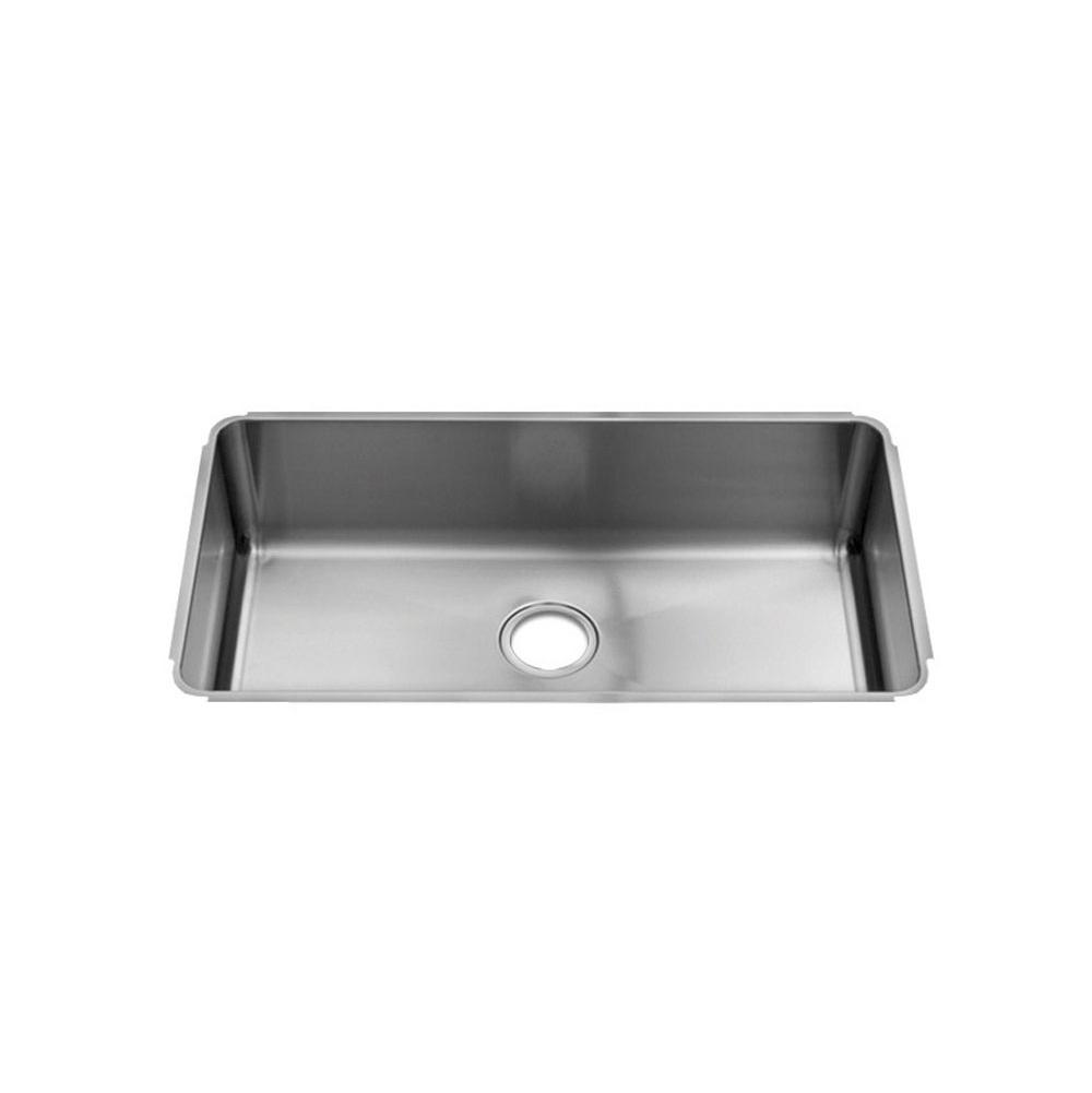 Home Refinements by Julien Classic Sink Undermount, Single 30X16X8