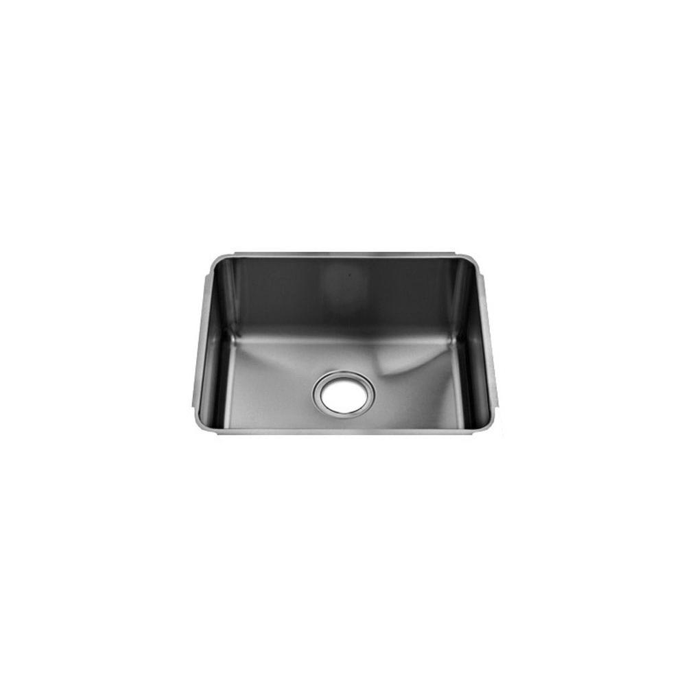 Home Refinements by Julien Classic Sink Undermount, Single 18X16X10