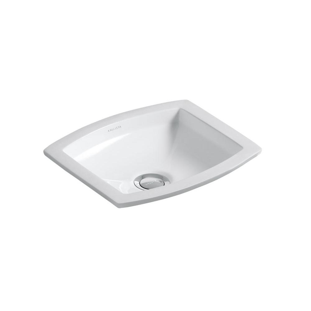 Kallista Sinks Bathroom Sinks Original By Barbara Barry | Advance ...