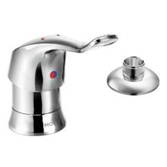 Moen Commercial Chrome one-handle multi-purpose faucet