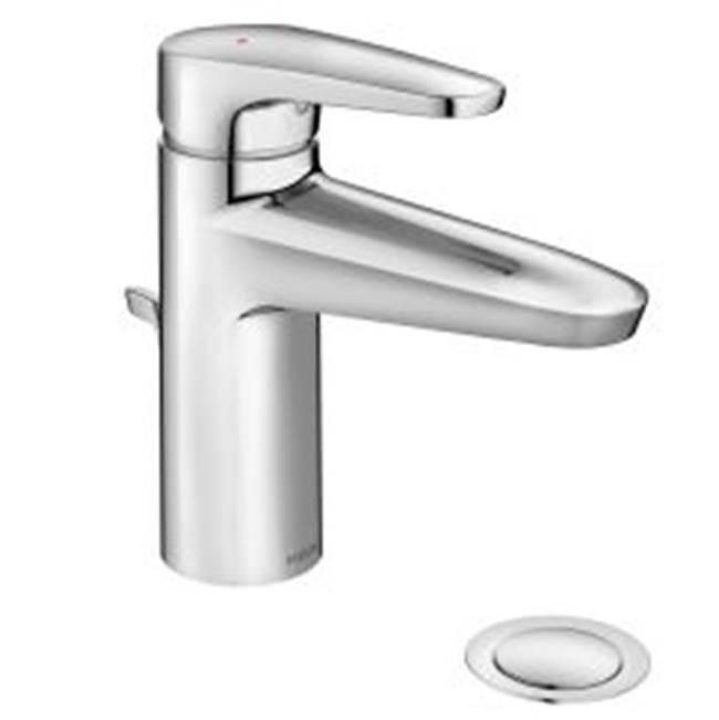Moen Commercial Chrome one-handle lavatory faucet