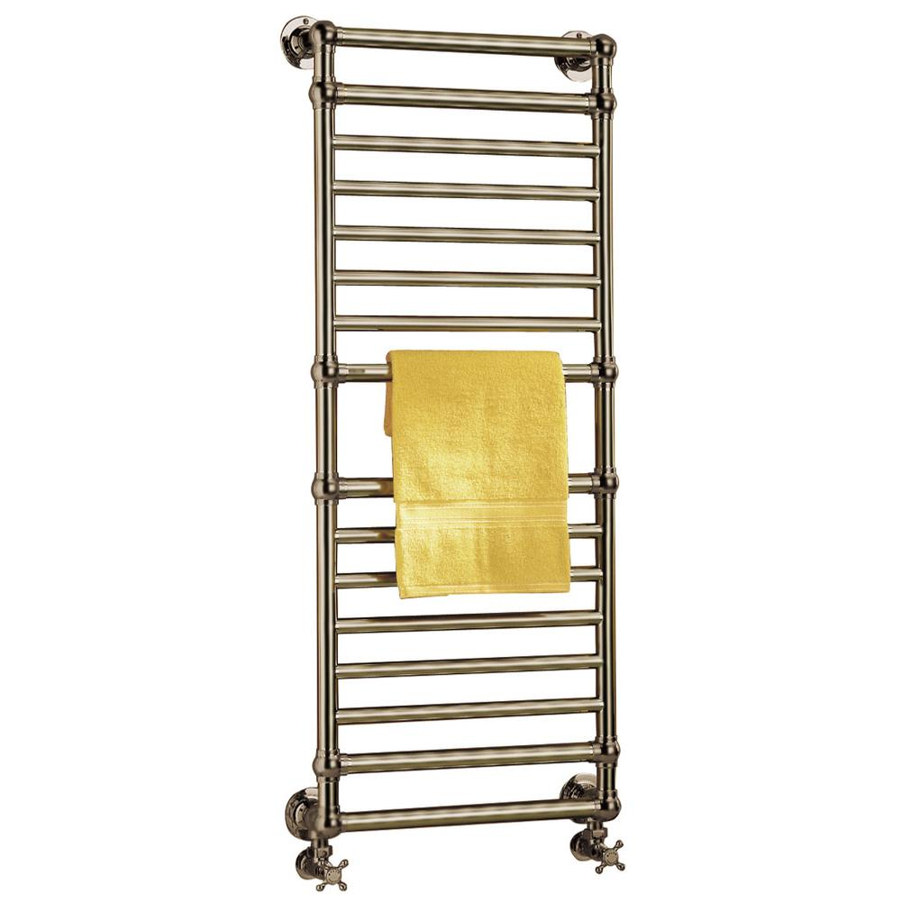 Accessories Bathroom Accessories Towel Warmers Nickel Tones ...