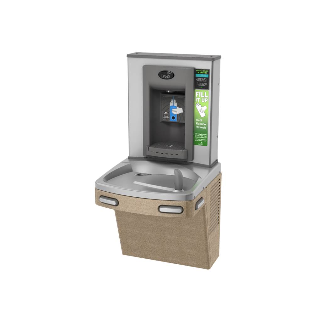 Oasis Water Coolers and Fountains PG8EBF Versacooler II w/ Electronic Bottle Filler