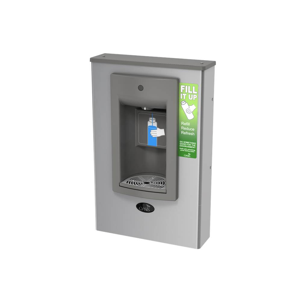 Oasis Water Coolers and Fountains PWSMSBF Surface Mounted Sports Bottle Filler