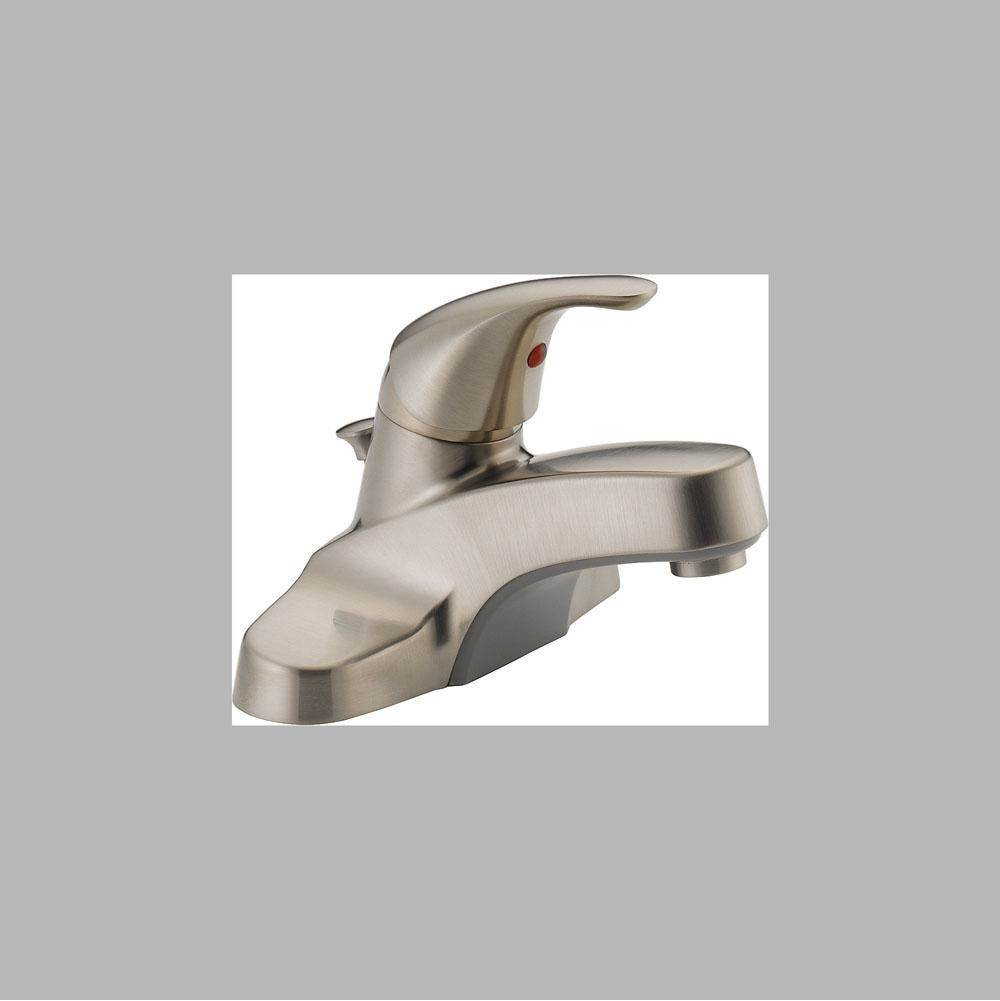 Peerless Core Single Handle Bathroom Faucet