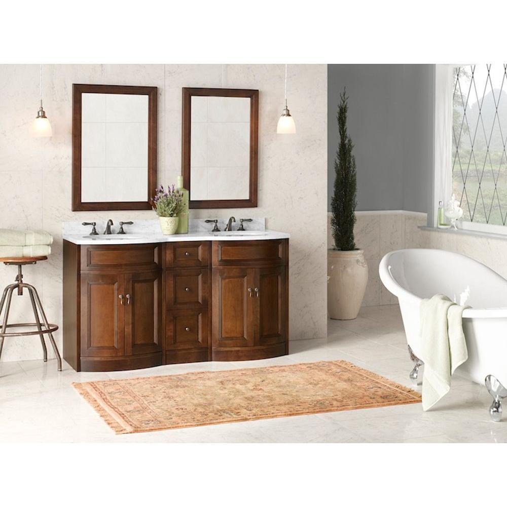 ronbow bathroom vanities vanities marcello wood  advance plumbing  -