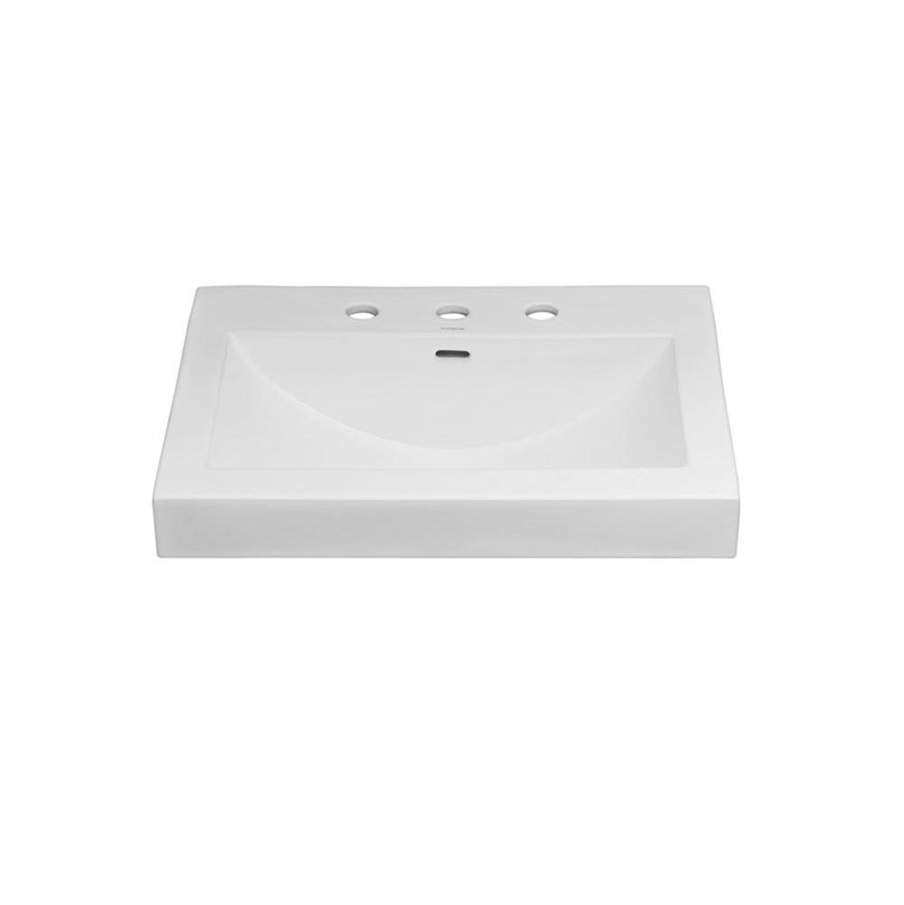 Ronbow Evin 24 Ceramic Sinktop With 8 Widespread