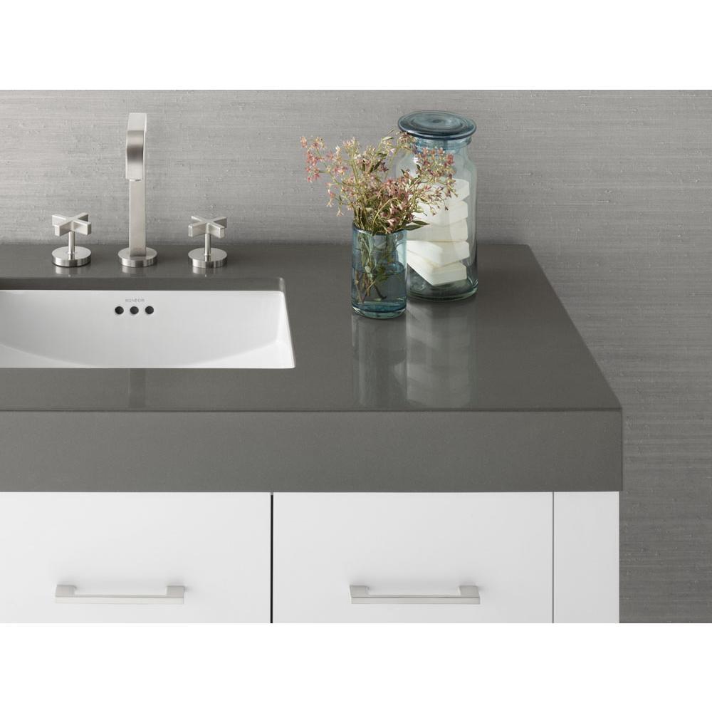 Bathroom Sinks Ronbow Techstoneâ Wideealâ 48 X 22 Vanity Top