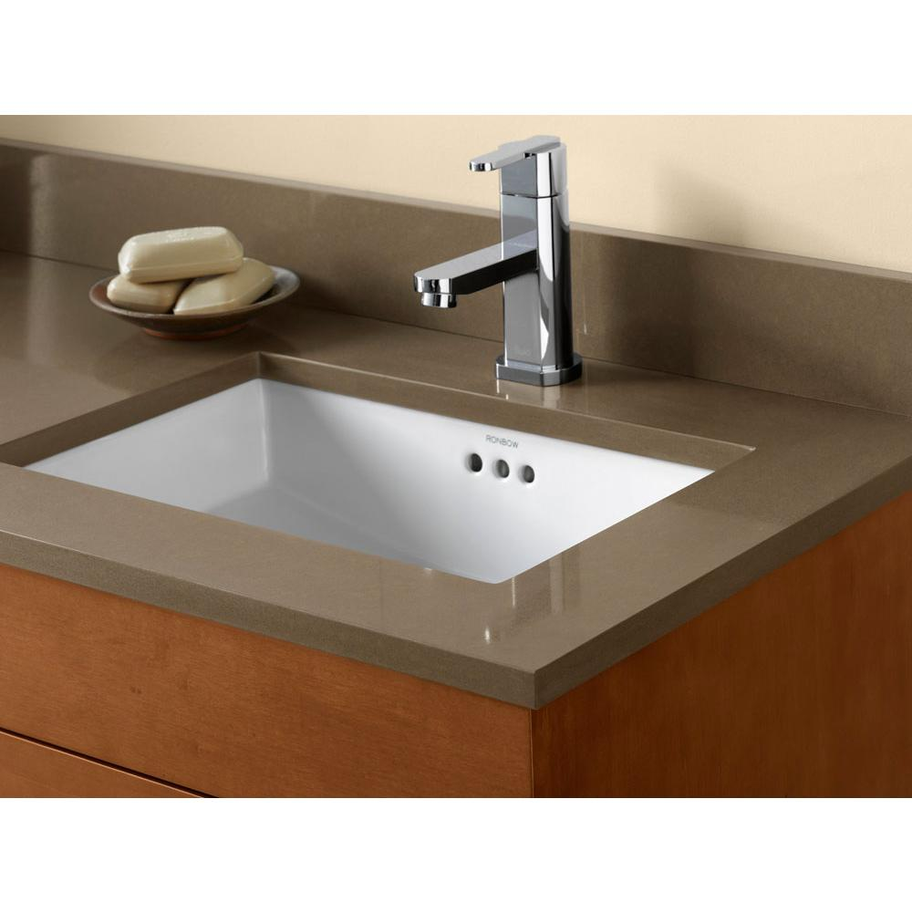 Ronbow TechStoneâu201e¢ 65u0027u0027 X 19u0027u0027 Vanity Top In Grand Green   3/4u0027u0027 Thick    365565 1D Q27