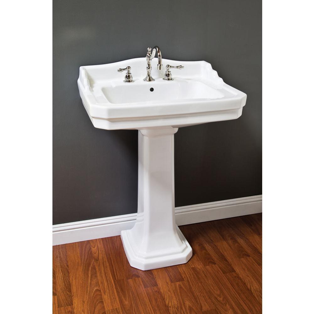 $139.00   $610.00. P1052 · Sign Of The Crab; Porcelain Deco Pedestal Sink  ...