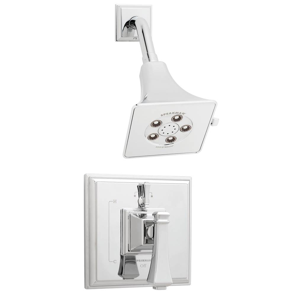 Speakman  Tub And Shower Faucets item SM-8410-P