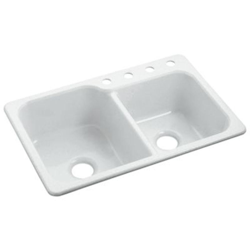 Sterling Plumbing Kitchen Sinks Drop In | Advance Plumbing and ...
