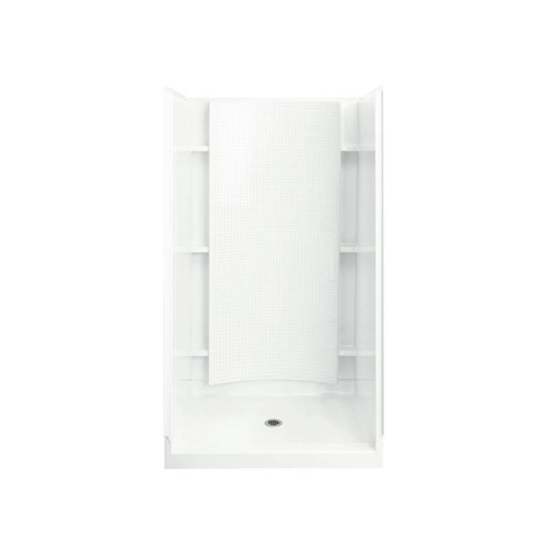 Sterling Plumbing 72250100 0 At Advance Plumbing And Heating Supply Company  Decorative Plumbing Showroom In Walled Lake, MI None Shower Enclosures In A  ...